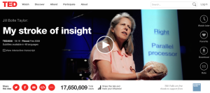 TED in classroom-Jill Bolte Taylor-My Stroke Of Insight